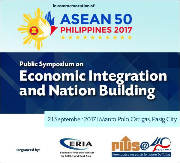 Public Symposium on Economic Integration and Nation Building