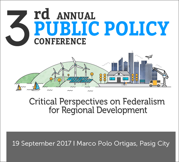 3rd Annual Public Policy Conference: Critical Perspectives on Federalism for Regional Development